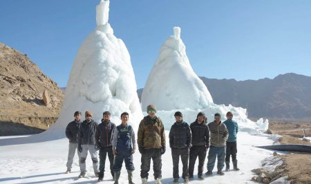 Ice Stupa Competition Workshop